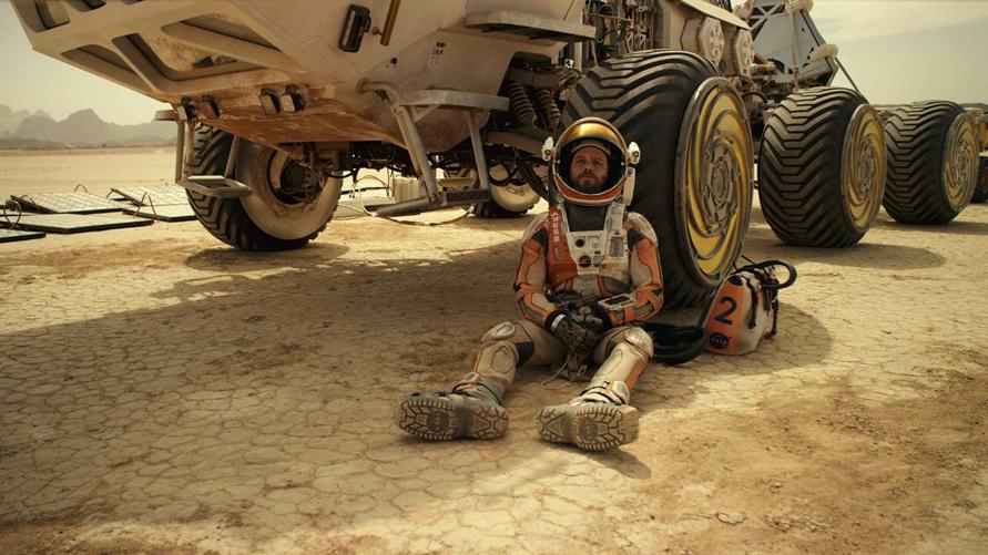 7分钟看完高分硬科幻电影《火星救援》
