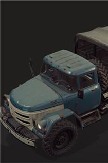 《绝地求生》新载具卡车...