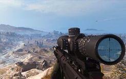 地图上测距的狙击手!太远要在地图上算出距离的远程狙击!