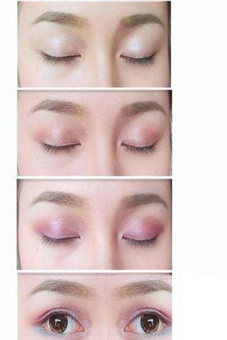 眼部化妆步骤说明_360应用
