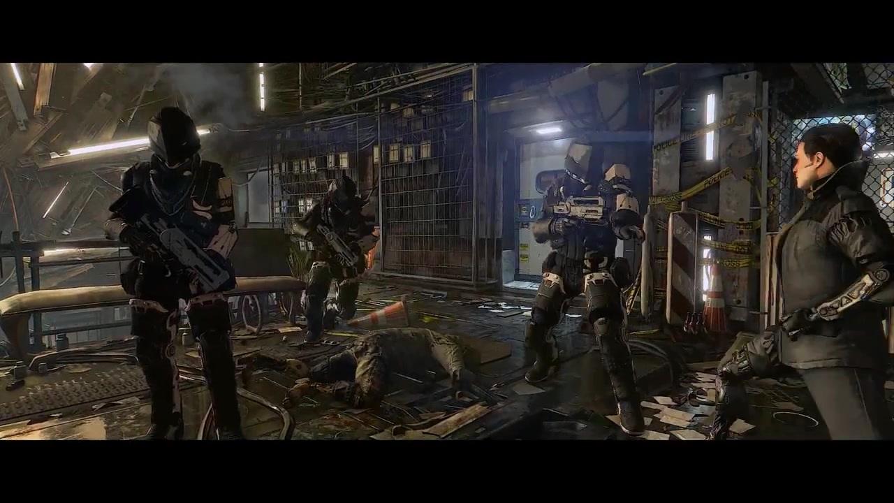 《杀出重围:人类分裂》首款DLC即将发售