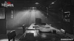 5天搭出一个密室 《灰烬战线》这个军武拟人手游只为把局座困住?