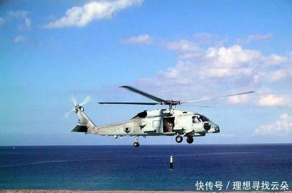 为提高反潜能力,印度斥重金从美国买MH-60R直