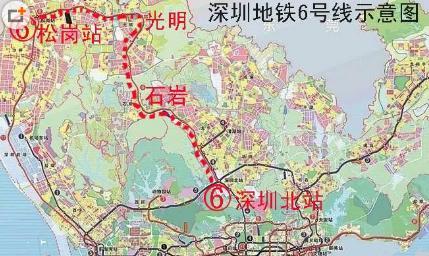 深圳地铁将接驳东莞!预计明年建成!