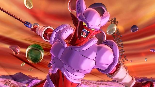 《龙珠:超宇宙2》曝光最新游戏截图