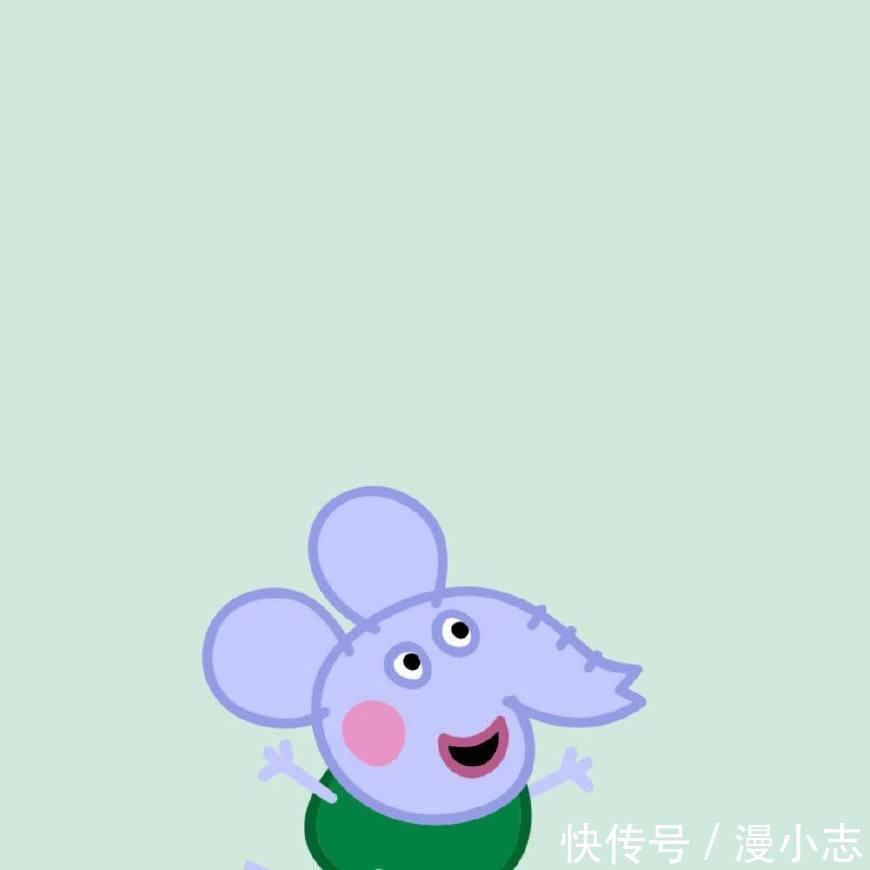 《小猪佩奇》主要人物,这些你都记得吗?