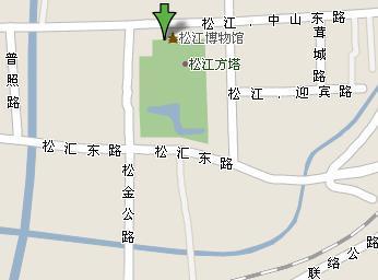上海松江方塔园