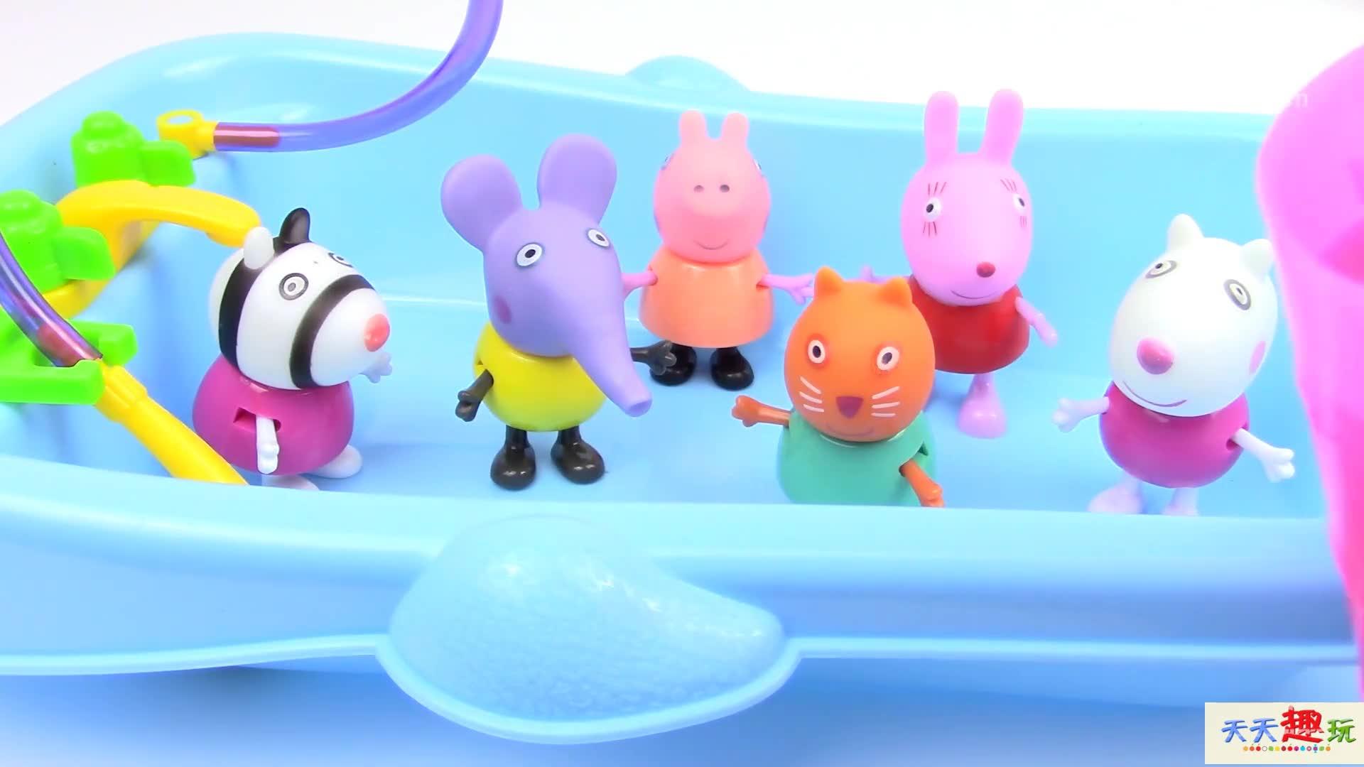 粉红猪小妹佩佩是一只非常可爱的小粉红猪,她与弟弟乔治、爸爸、妈妈快乐地住在一起。粉红猪小妹最喜欢做的事情是玩游戏,打扮的漂漂亮亮,渡假,以及住在小泥坑里快乐的跳上跳下!除了这些,她还喜欢到处探险,虽然有些时候会遇到一些小状况,但总可以化险为夷,而且都会带给大家意外.