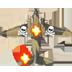 炸飞机图标