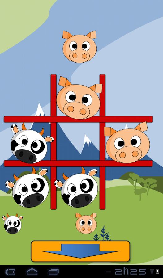 《 Pig Cow in Row 》截图欣赏