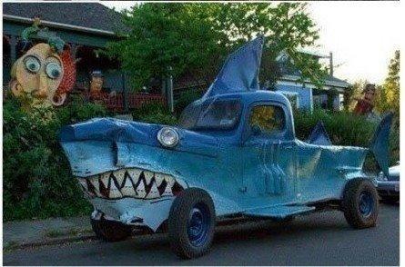 车内改成茶室不合法?这些汽车改装不怕被查!