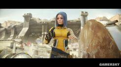 《无主之地2:VR》真人预告公布 魔女暴打机器人