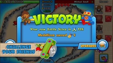 猴子塔防 对战版截图3