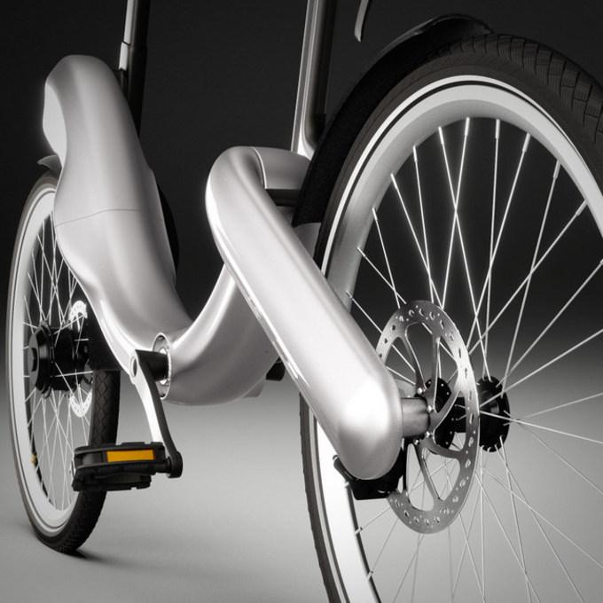 jive bike 电动自行车