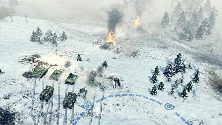 《突袭4》游戏画面