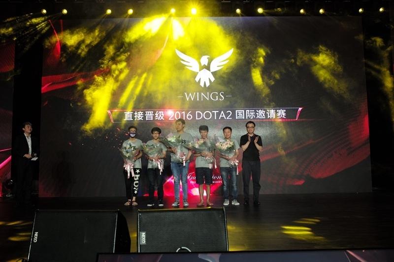 Wings获头名受邀西雅图