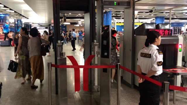 """地铁将""""刷脸""""进站,乘客:化妆咋办"""