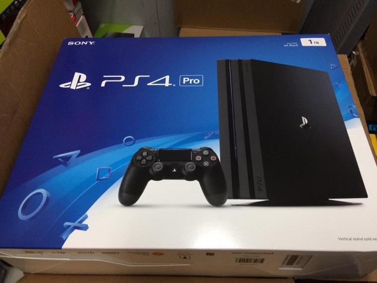 索尼PS4 Pro
