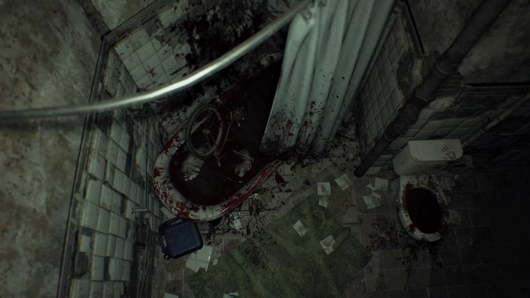 《生化危机7》游戏画面