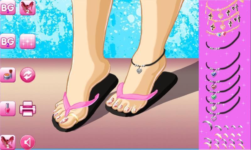 換裝可愛的腳趾漂亮的腳鍊和可愛的戒指。更改觸發器的顏色和外觀設計。偉大的,如果你不能決定什麼釘的設計,當你去美甲沙龍。您可以保存和與朋友分享。請下載更多的項目和無廣告完整版。 宝气软件网仅提供觸發器腳趾精簡版1.0.12安卓版4.81MB下载服务觸發器腳趾精簡版版权归官方所有请选择自己需要的觸發器腳趾精簡版版本下载。