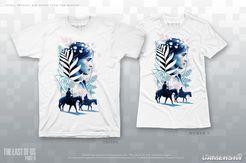 Fangamer《最后生还者2》联名商品开售 包括三件T恤一套胸章