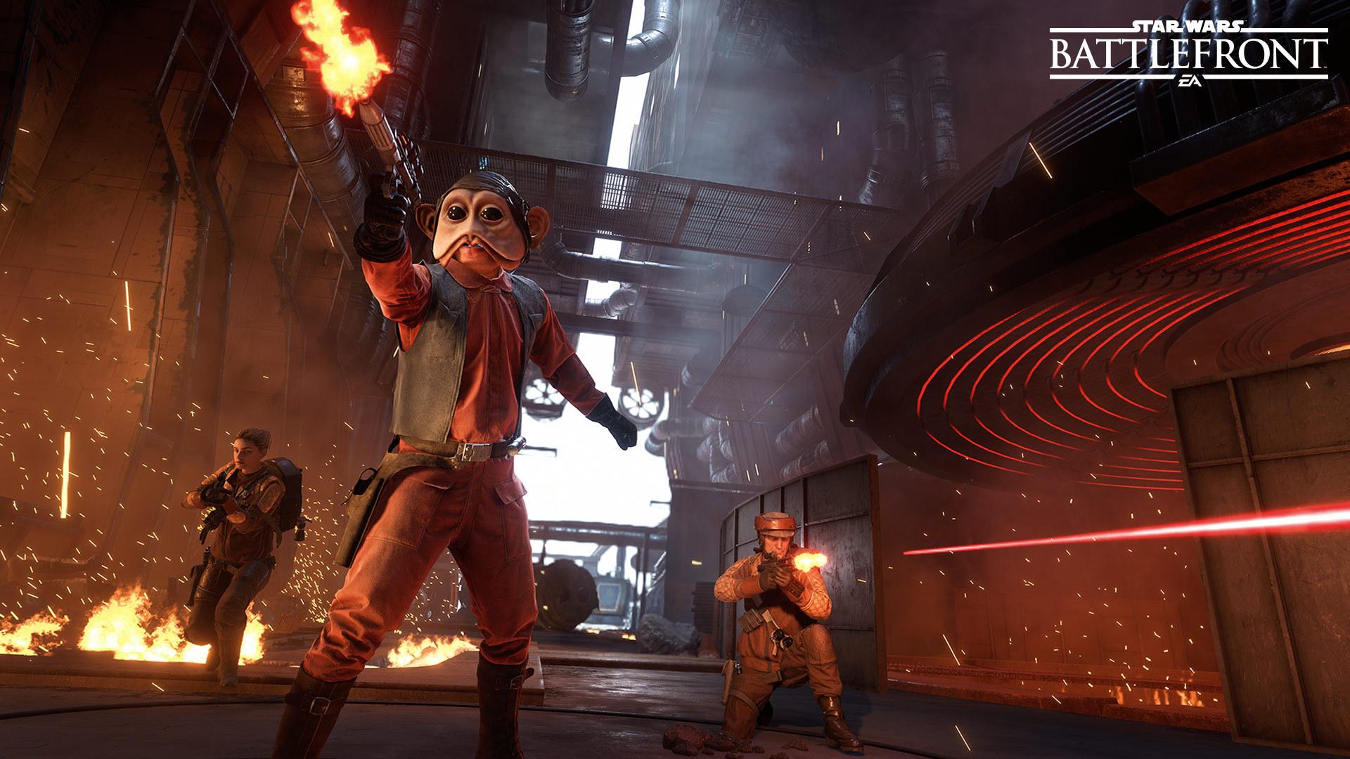 玩家反馈《星球大战:前线》内容少难沉迷