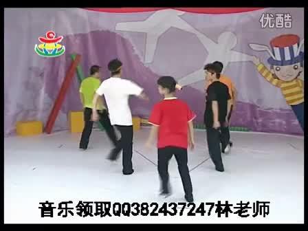 幼儿园舞蹈中班体操律动视频大全