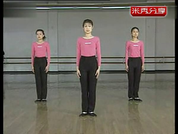 初级舞蹈形体少儿图片教学合集英语备课视频图片