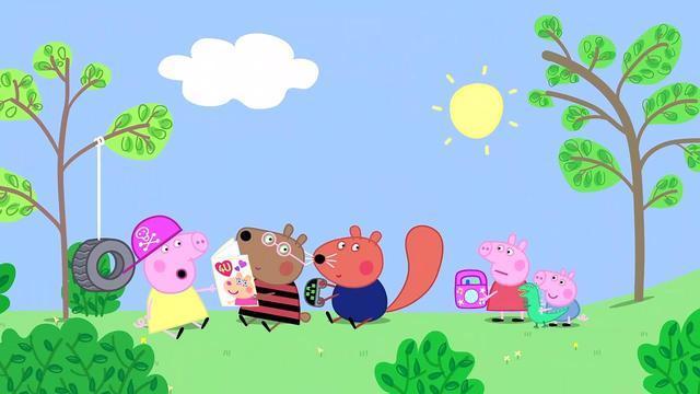 小猪佩奇4