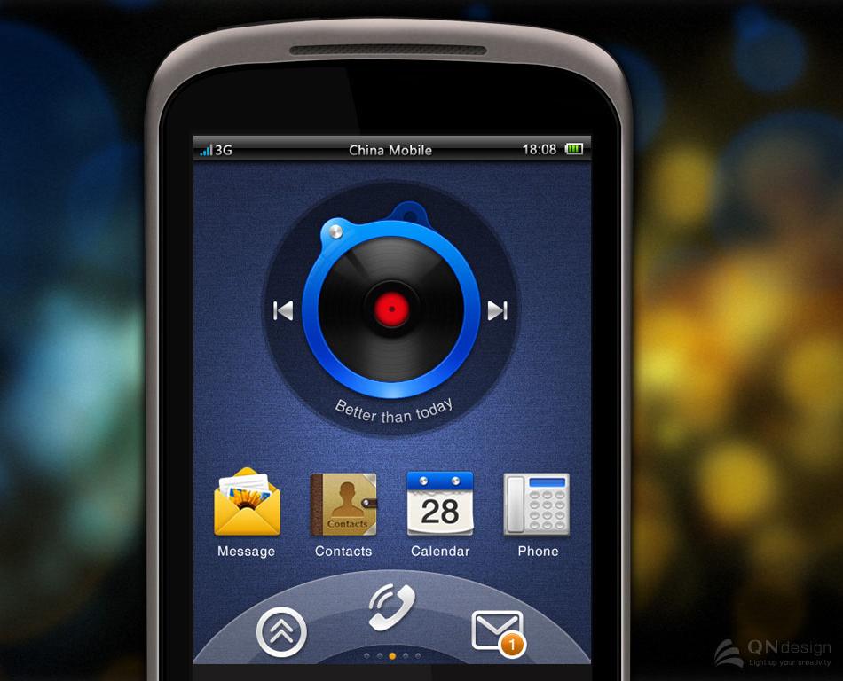 手机ui设计图片