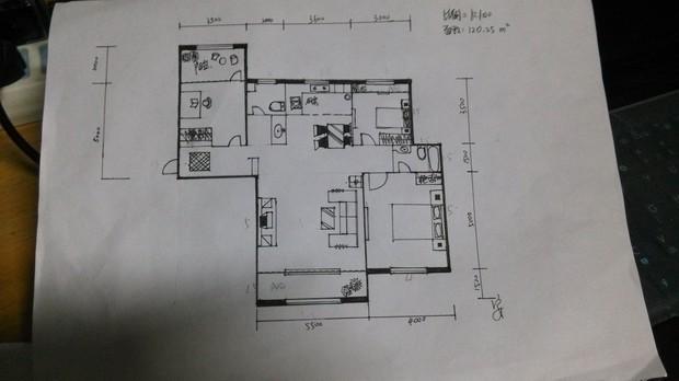 画室内设计平面手绘图应该注意什么