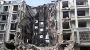 内蒙古居民楼天然气爆炸