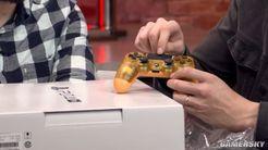 IGN开箱《死亡搁浅》限定PS4 Pro 机身BT手印抢眼