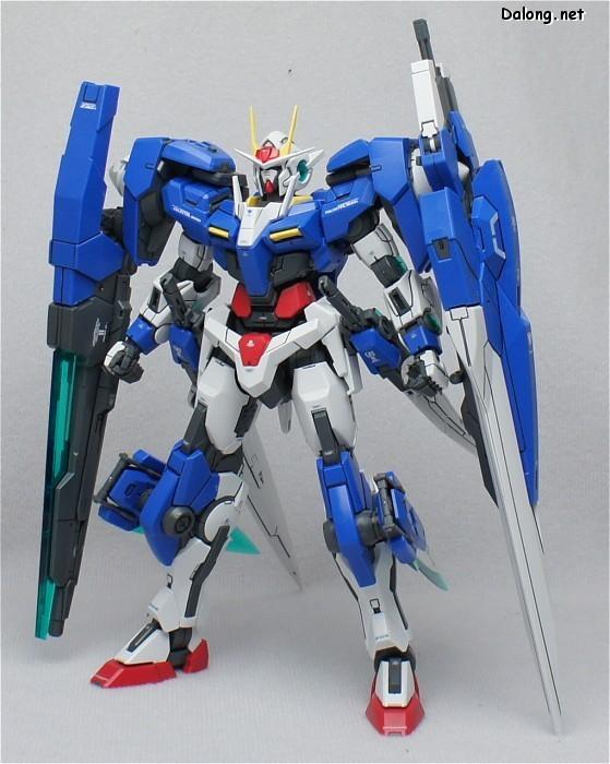 MG147OO七剑高达