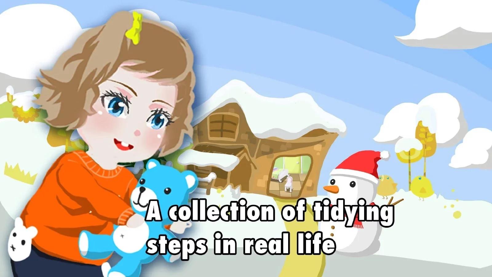 玩具,衣服,图书和蜡笔,通通搞定,您的宝宝能学会如何整理自己的房间