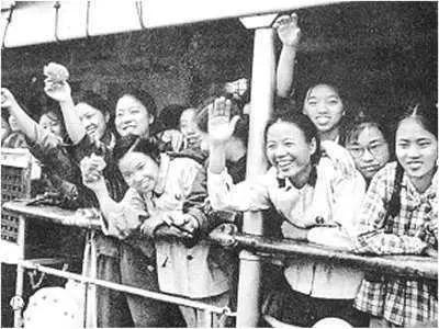 """来自:世界华人周刊 2015年04月07日 张抗抗痛揭丑陋的""""老三届"""" - 江北 - 那些年,那些忆!一朝梦,永世传!"""