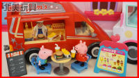 北美玩具 第一季:小猪佩奇和冰淇淋贩卖车的玩具故事 309