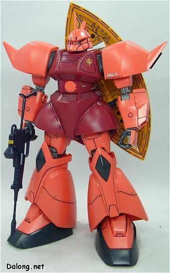 MG08夏亚专用勇士