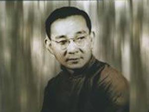 林语堂:没读书习惯的人受眼前世界禁锢 - 一粒沙 - 一粒沙