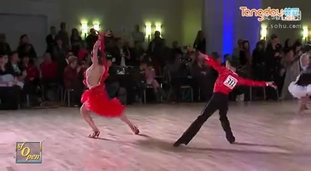 世界青少年拉丁舞比赛视频