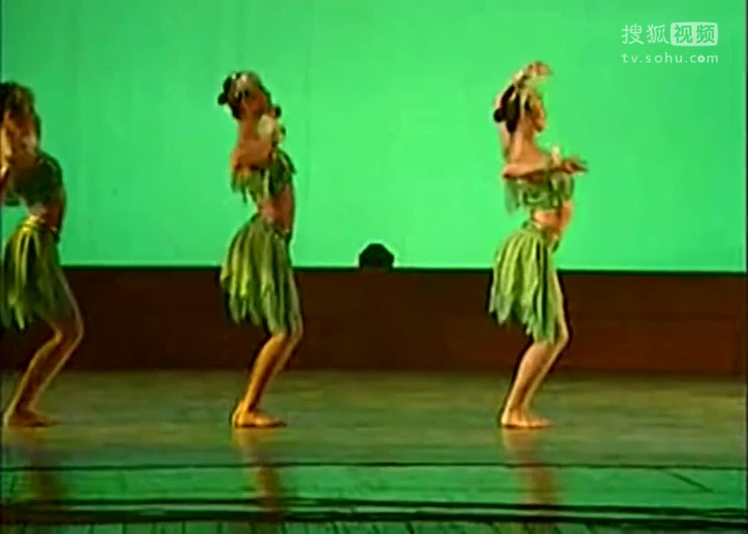 民族舞蹈 简单易学民族舞 女子群舞春晓