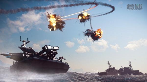 正当防卫3avarium海战DLC