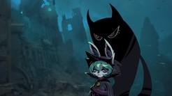 《英雄联盟》新英雄薇古丝确认9月上线 以影子为力量源泉的约德尔女孩