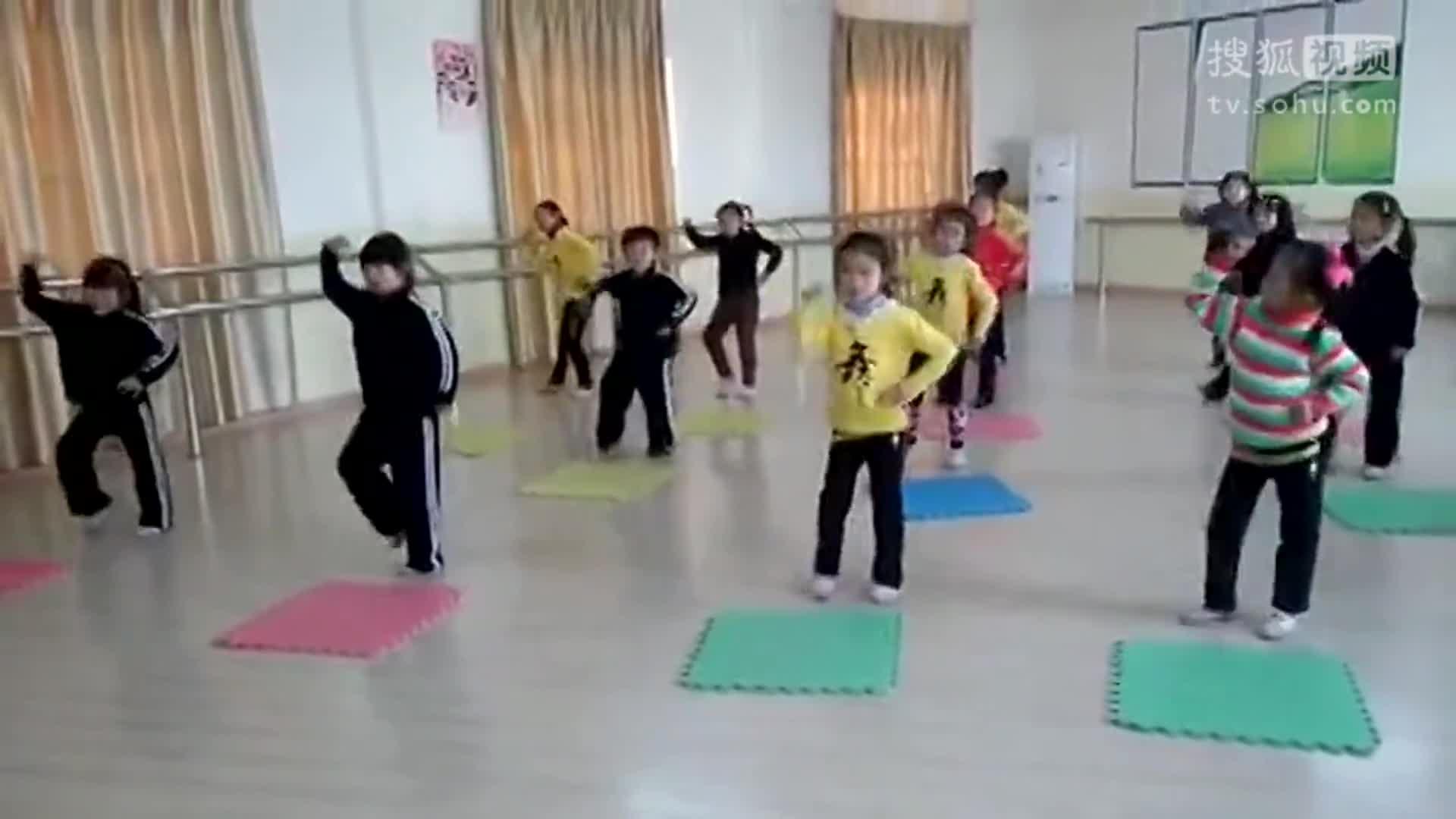 简单舞蹈 幼儿