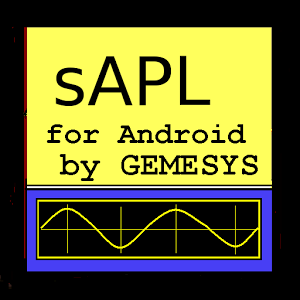 sAPL - APL for Android 1.0.7
