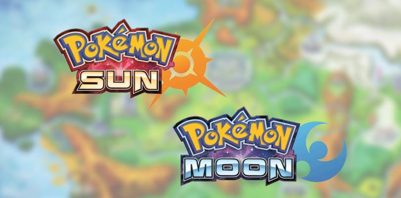 任天堂新作《口袋妖怪:太阳/月亮》正式曝光