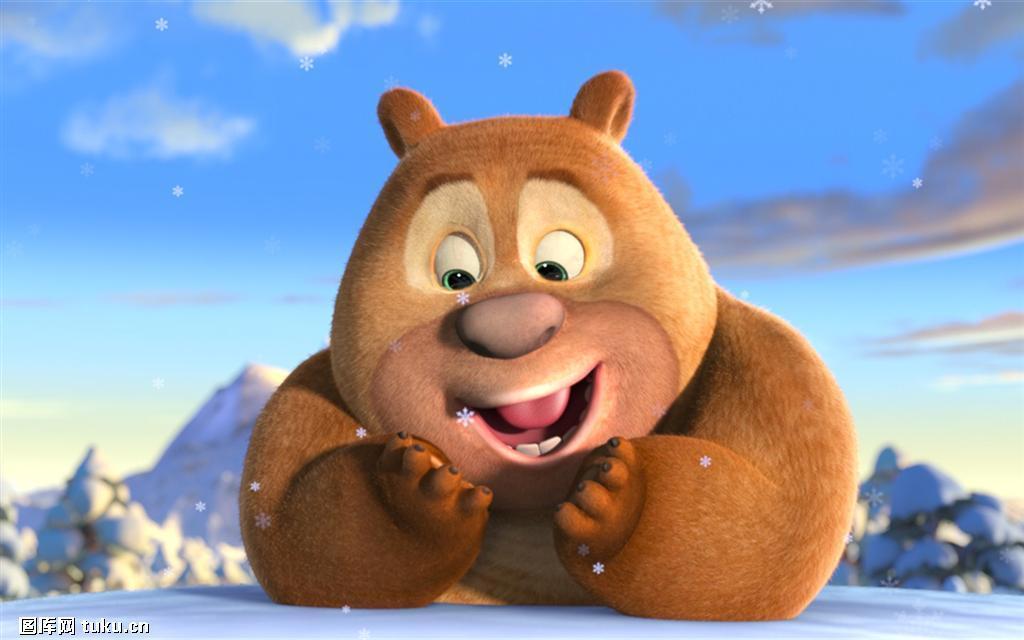熊出没之夏日连连看动画片小游戏之光头强疯狂弹射 第二期 巨无霸.图片