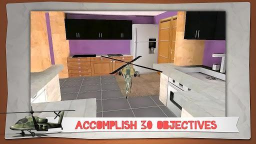 《 3D直升机空战完整版 》截图欣赏