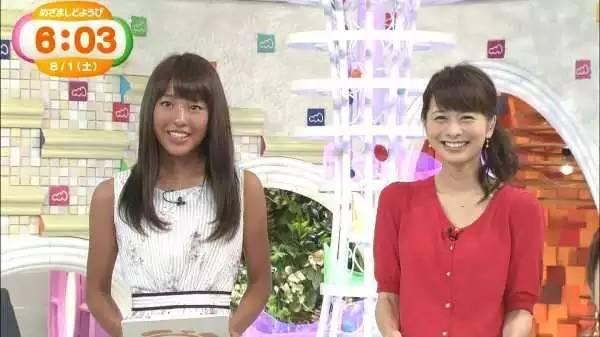 日本一个皮肤比较黑的美女主持出名了