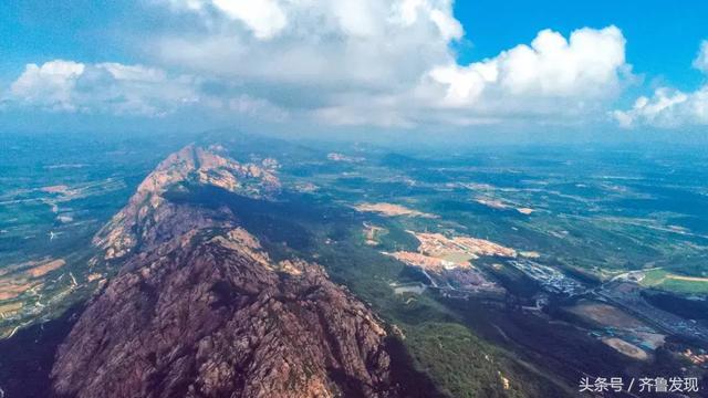 藏马山风景 西海岸发展集团供图